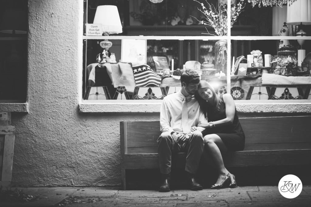 katie ruth & travis | engagement