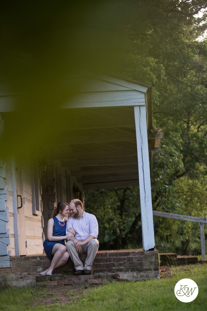 mollie & john | mississippi engagement