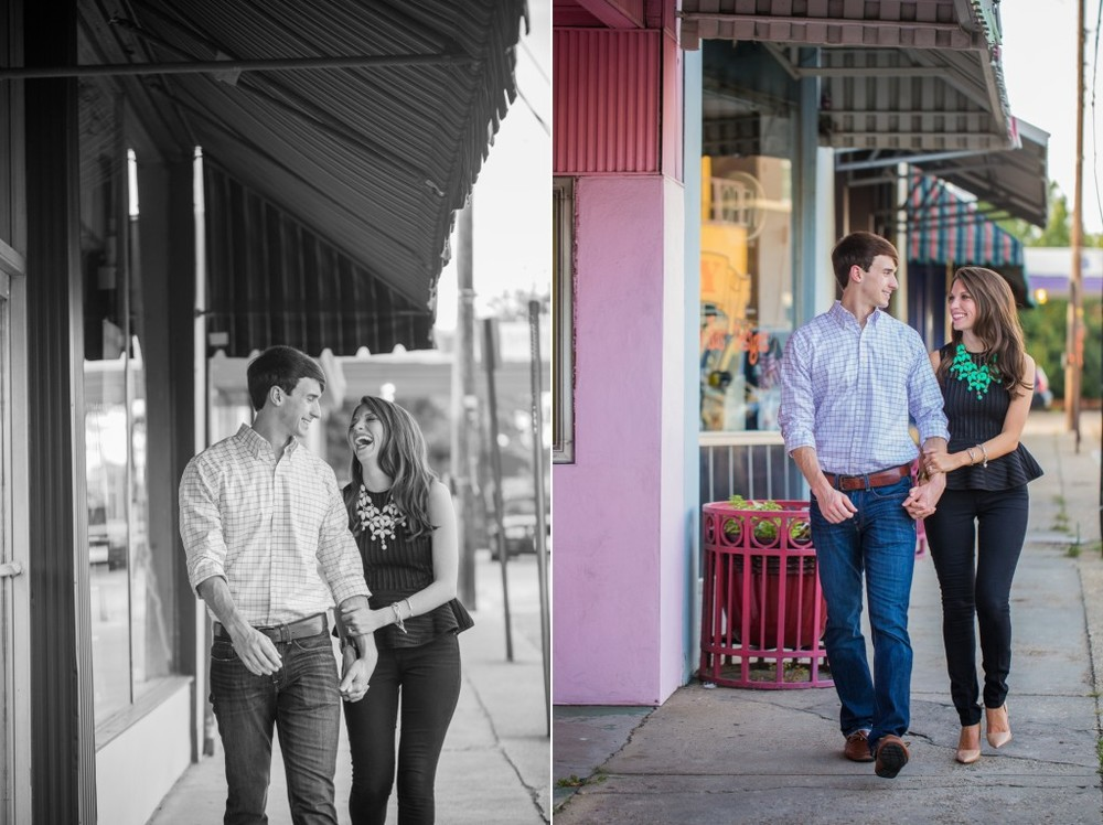allison & ben | mississippi engagement