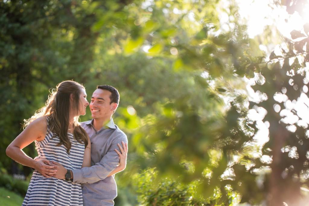 nicole & vinicius | mississippi engagement