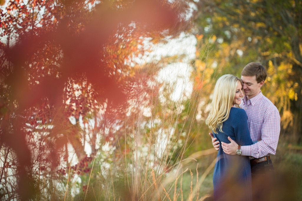 mary kathryn & weston | engagement | mississippi | fall engagement