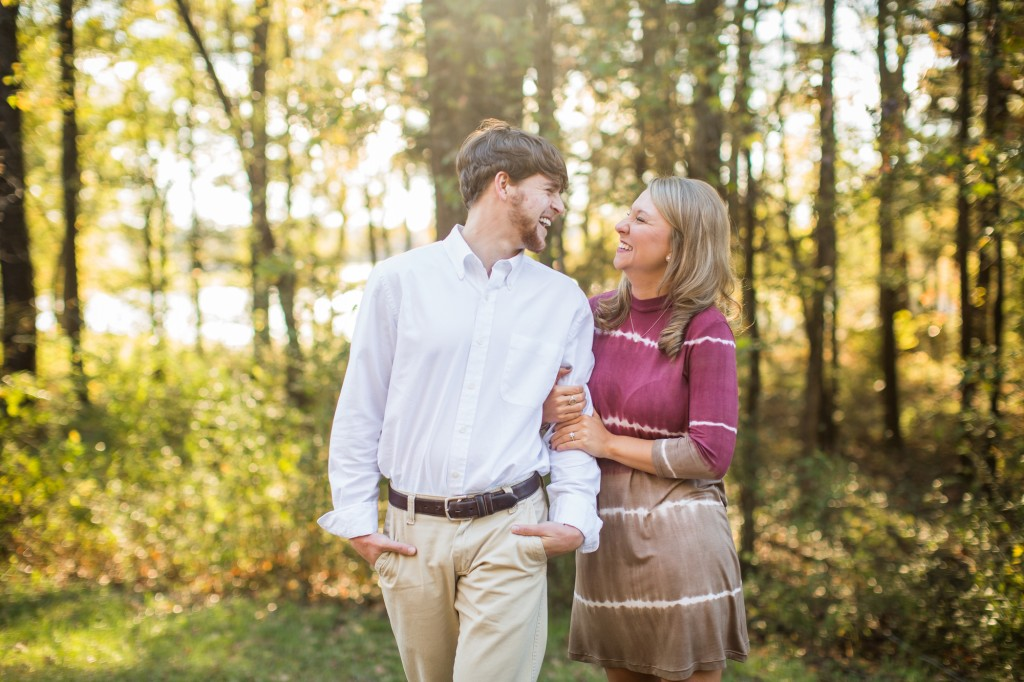 mary margaret & andrew | engagement | mississippi engagement | fall engagement
