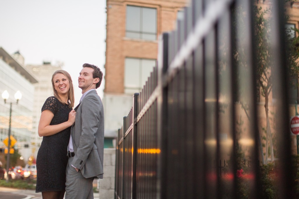 heather & andrew | engagement | jackson, mississippi