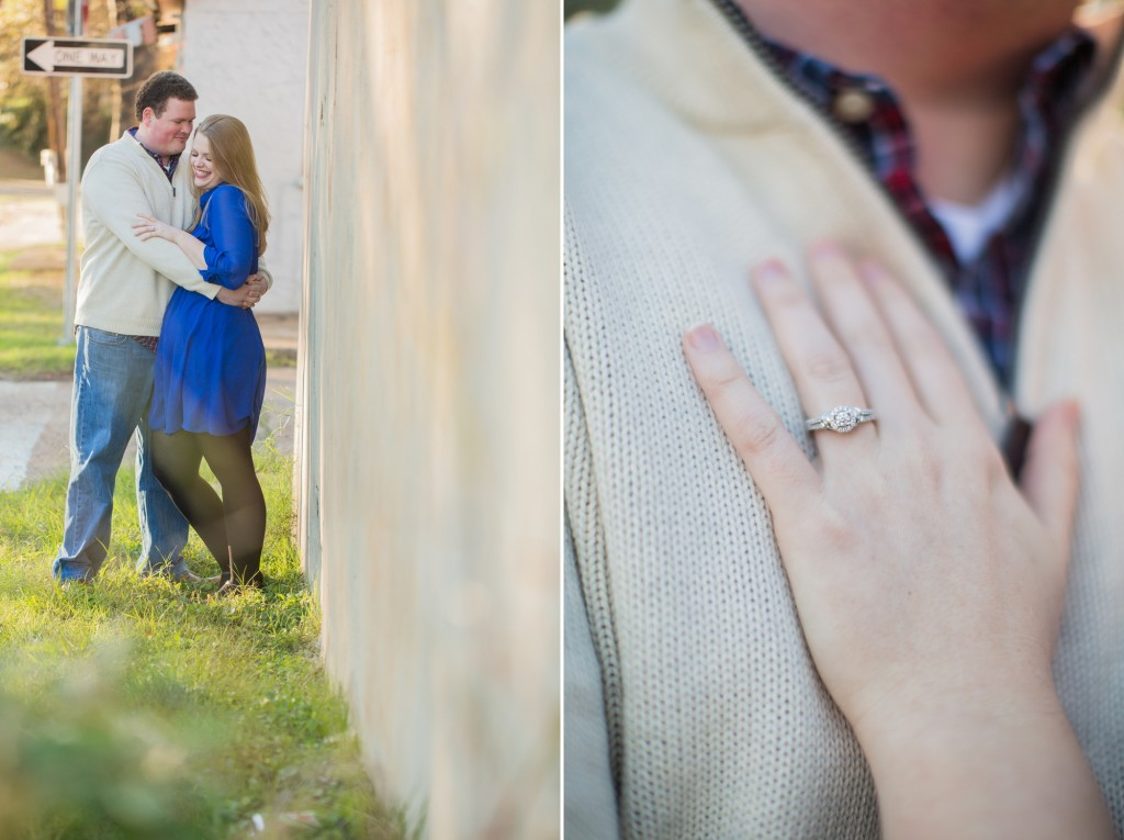 katie & ryan | mississippi engagement