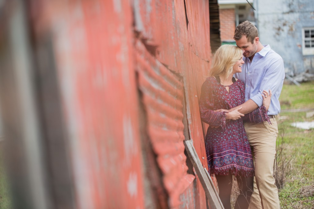 kasey & pate | mississippi engagement