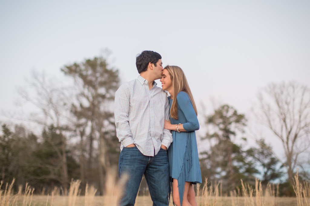 anna kate & corbin | mississippi engagement