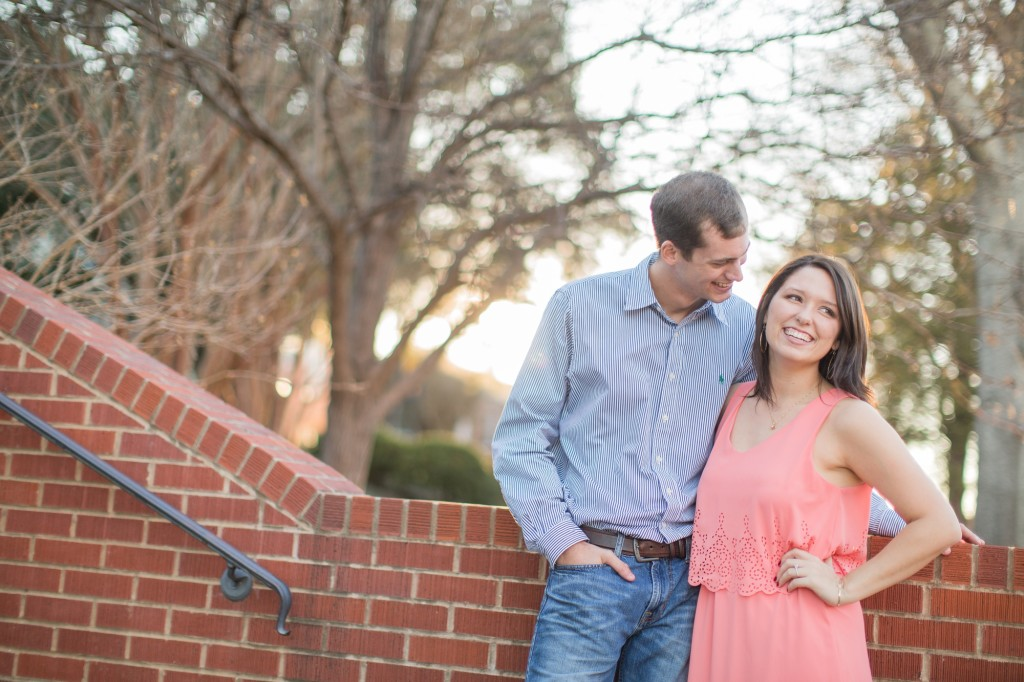 lauren & jared | mississippi engagement