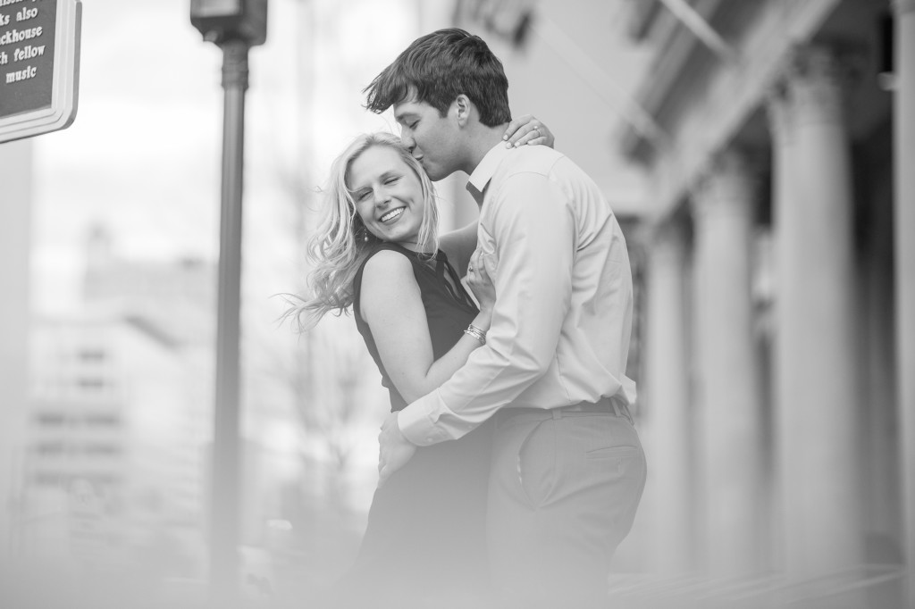 kaley & eric engagement | mississippi engagement | spring engagement