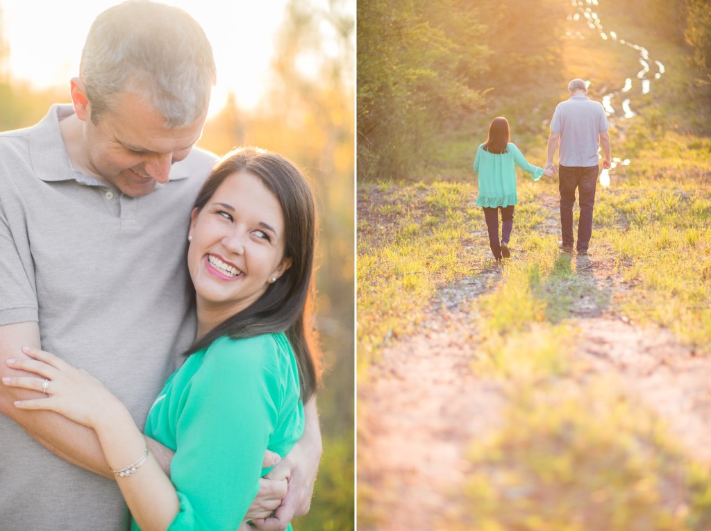 kelsey & avery | mississippi engagement | spring engagement