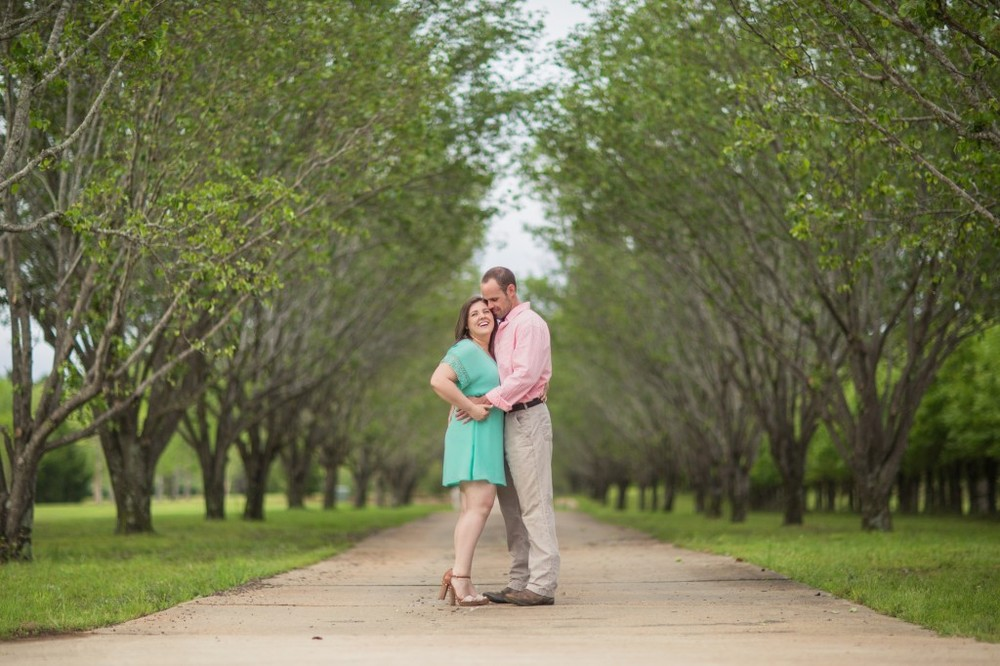 laurin & guy engagement | mississippi engagement | spring engagement