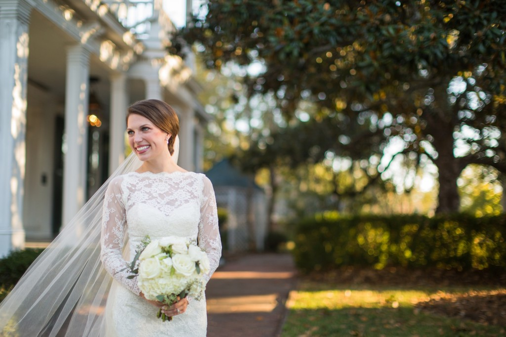 allison | bridal | mississippi wedding