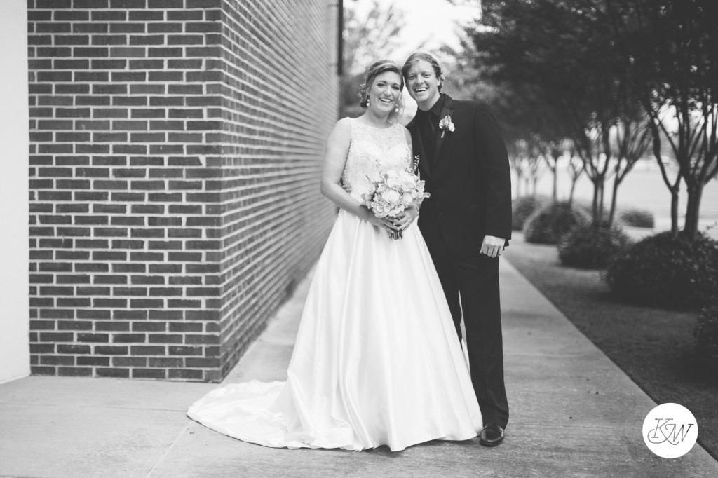 mr. & mrs. reed | jackson, mississippi wedding