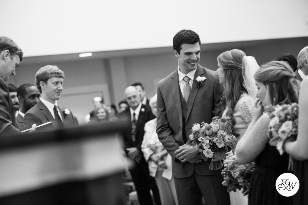 mr. & mrs. stafford | parkway hills united methodist church wedding | madison, mississippi