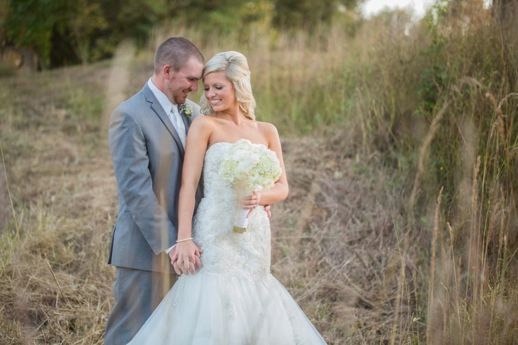 mr. & mrs. cole | memphis wedding | fall wedding