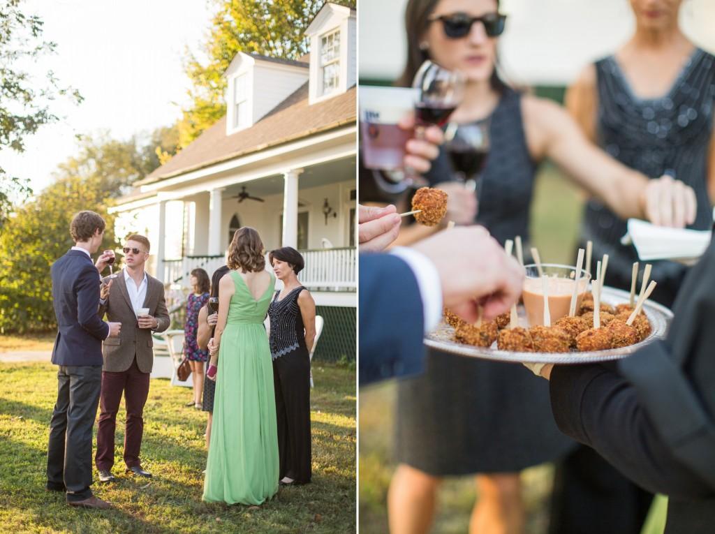 mr. & mrs. howard | jackson, mississippi wedding reception