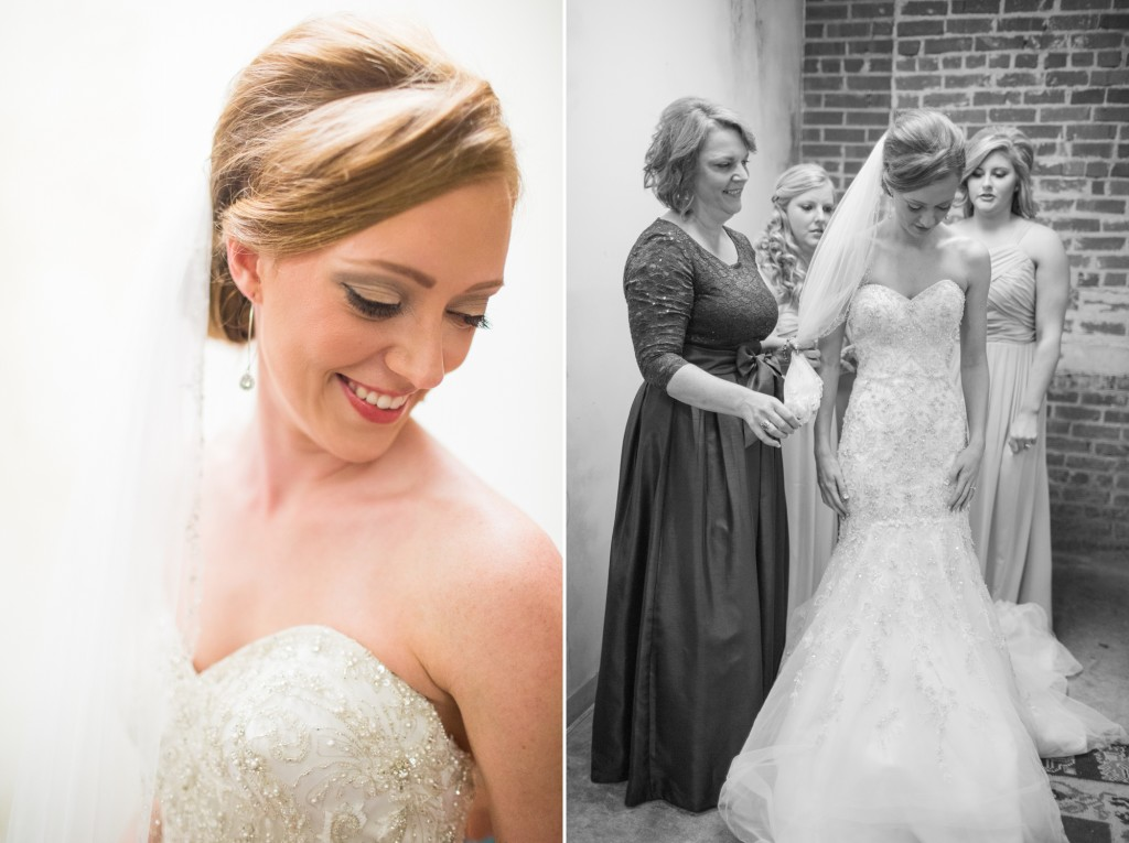 mr. & mrs. rast | mississippi wedding | the south warehouse