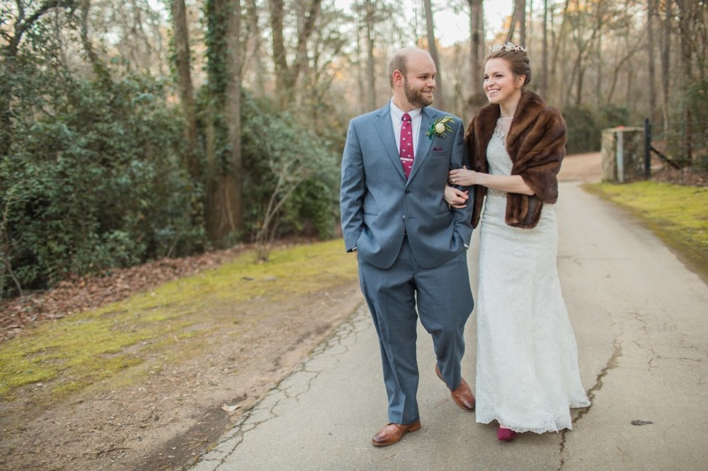 mr. & mrs. helf | birmingham, alabama wedding