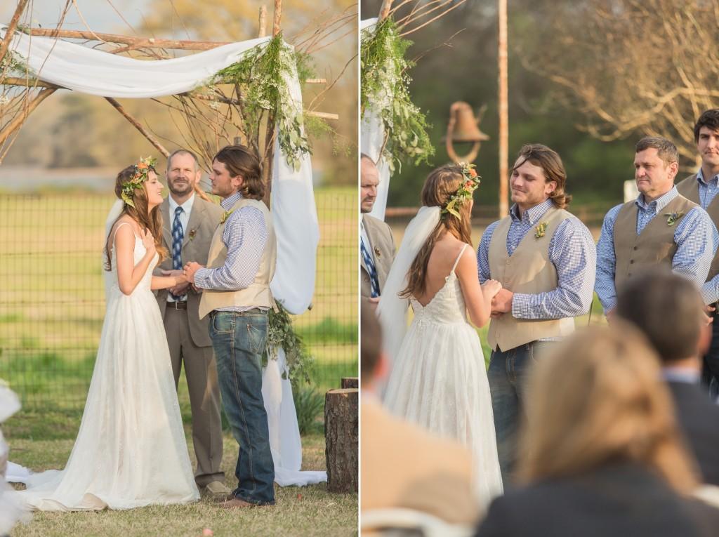 mr. & mrs. hosket   alabama wedding   spring wedding   southern wedding