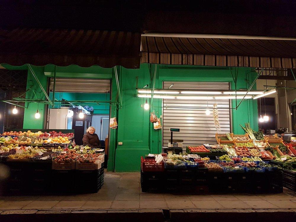 Louloudadika (flower market)
