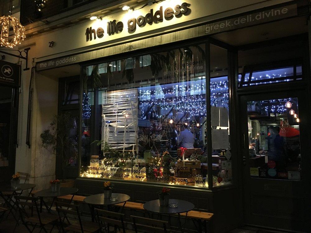 The Life Goddess, Store Street.