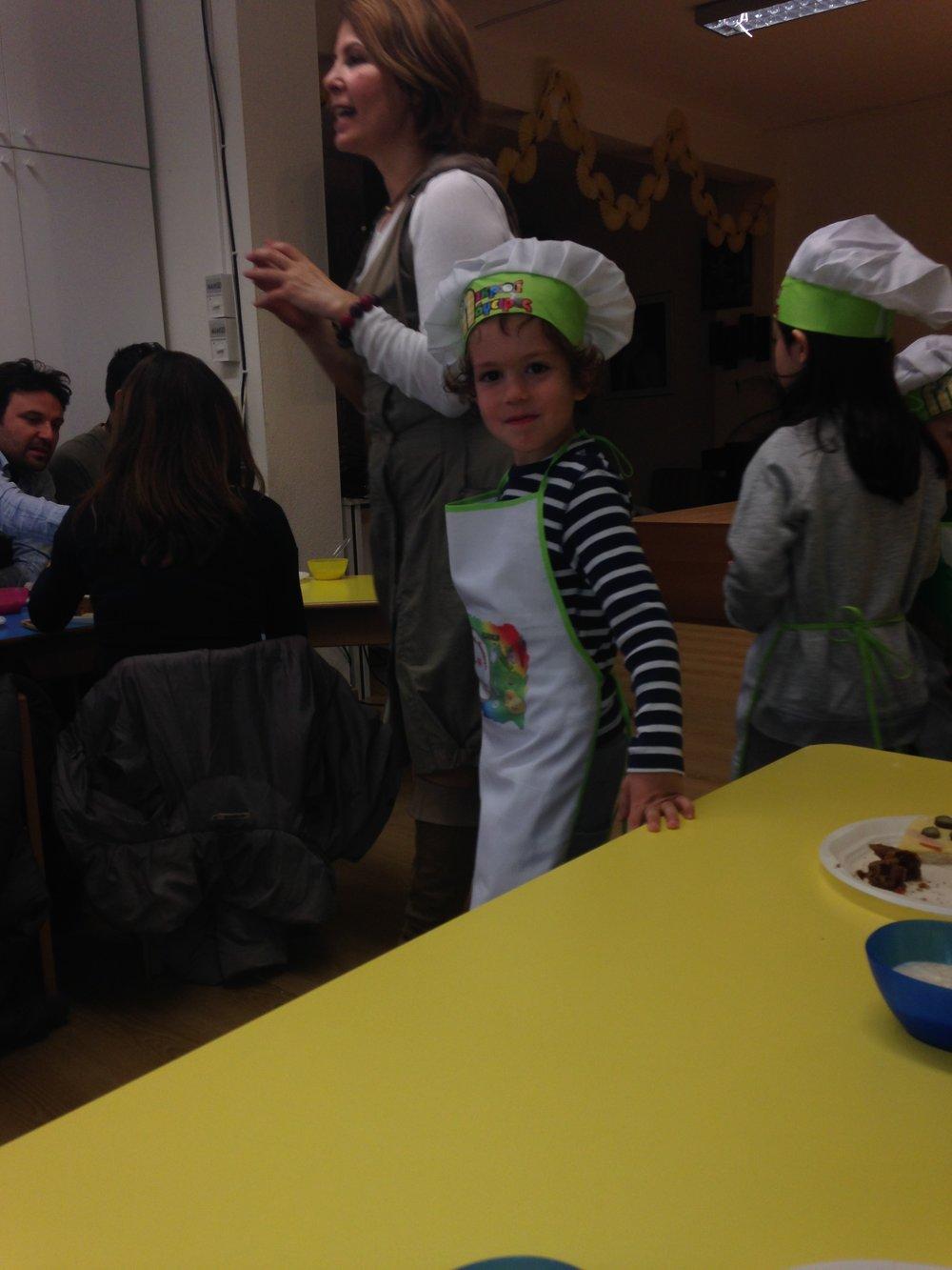 ο μικρός μου σεφ