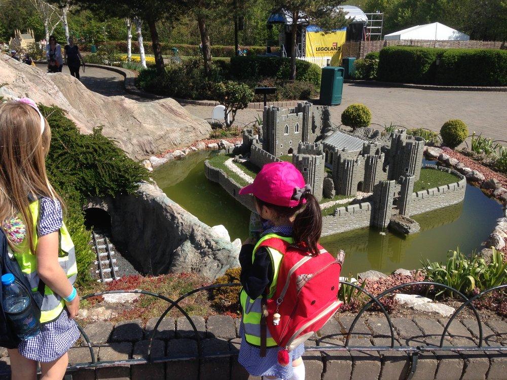 Legoland, μαγικά!