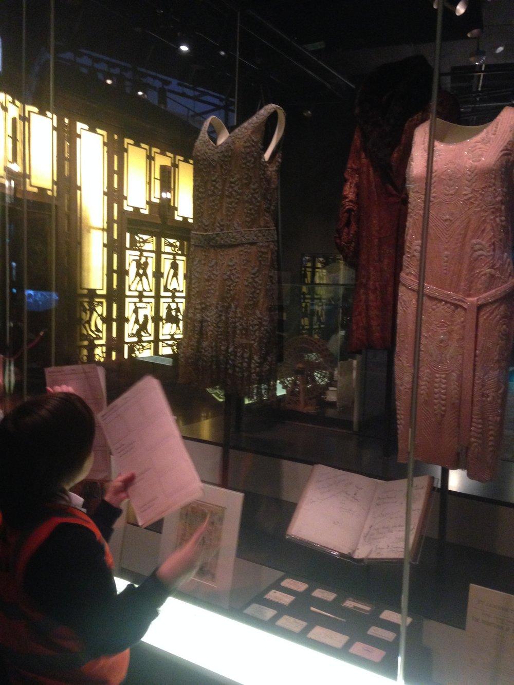 Museum of London, school trip