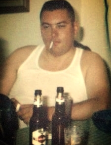 """The Big K"" ripping Marlboro darts and drinking buckets of whiskey."
