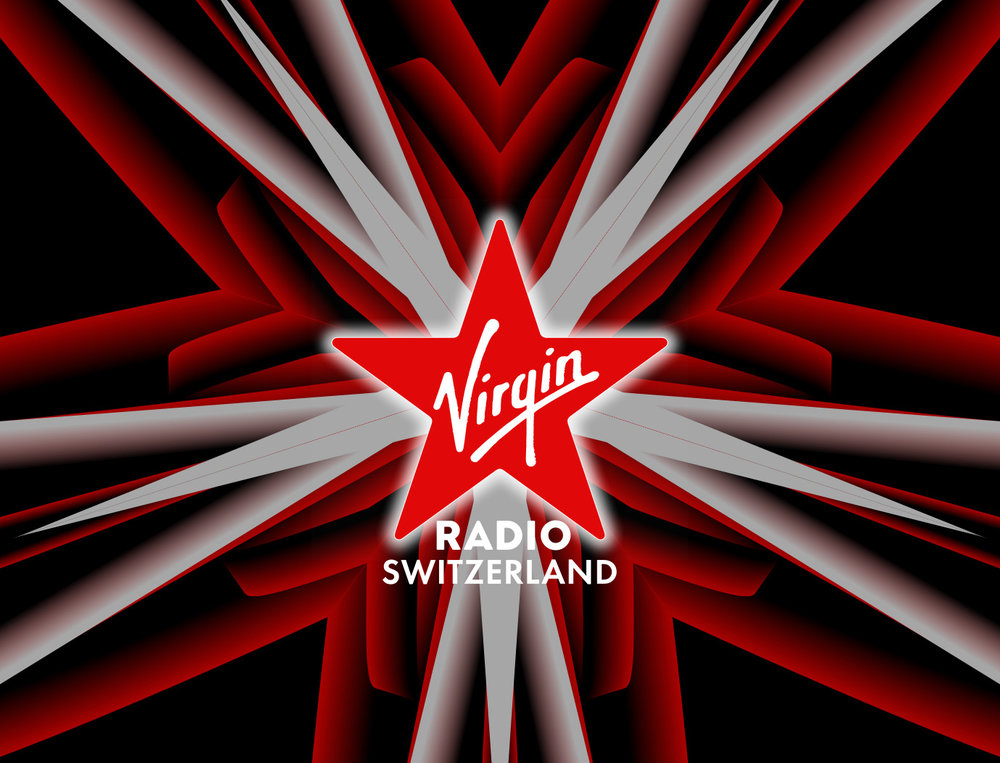 Kampagne  Virgin – Lancierung Virgin Radio Switzerland