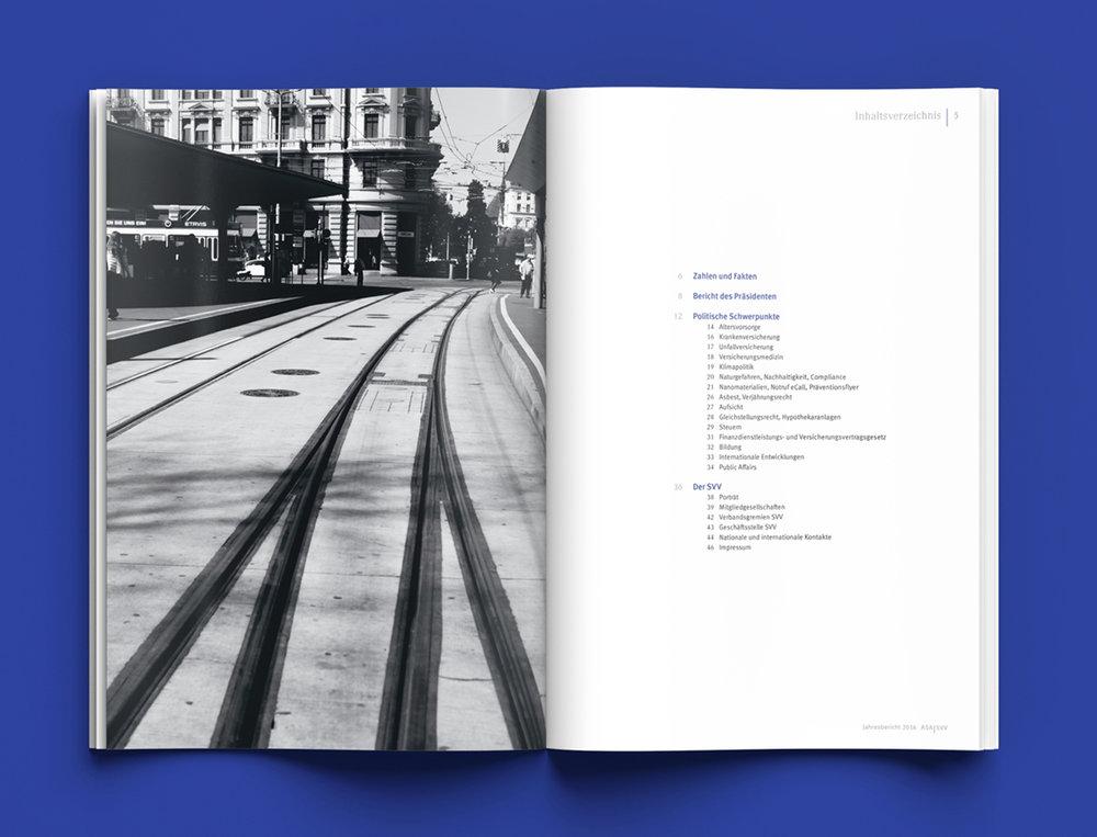 Coprorate Publishing  SVV – Jahresberichte 2016 & 2017