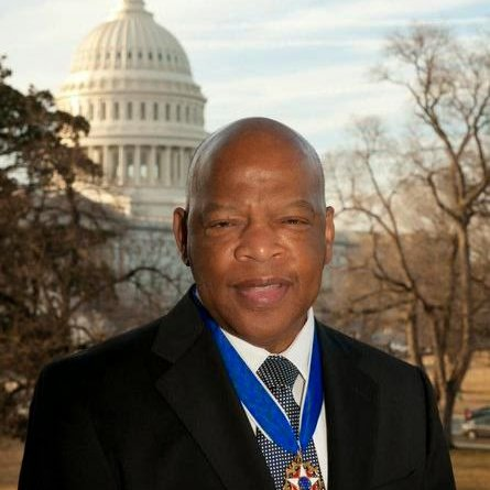 """I endorse Natalyn because Councilwoman Archibong is the only candidate in District 5 who can and will effectively tackle the difficult issues District 5 faces."" Congressman John Lewis"