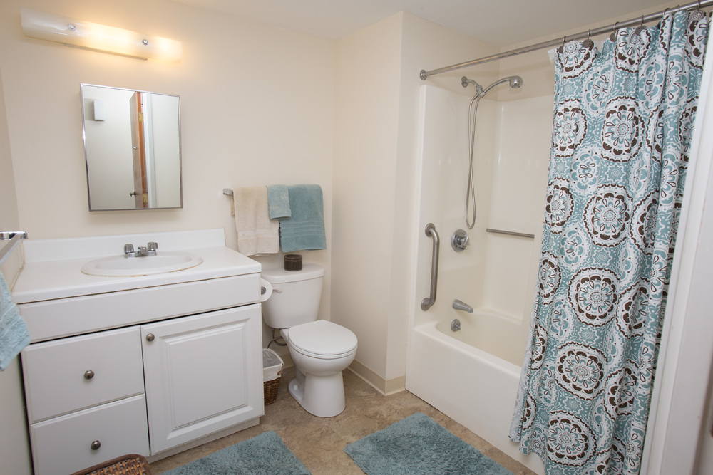 Suite Luxury Apartment Full Bathroom