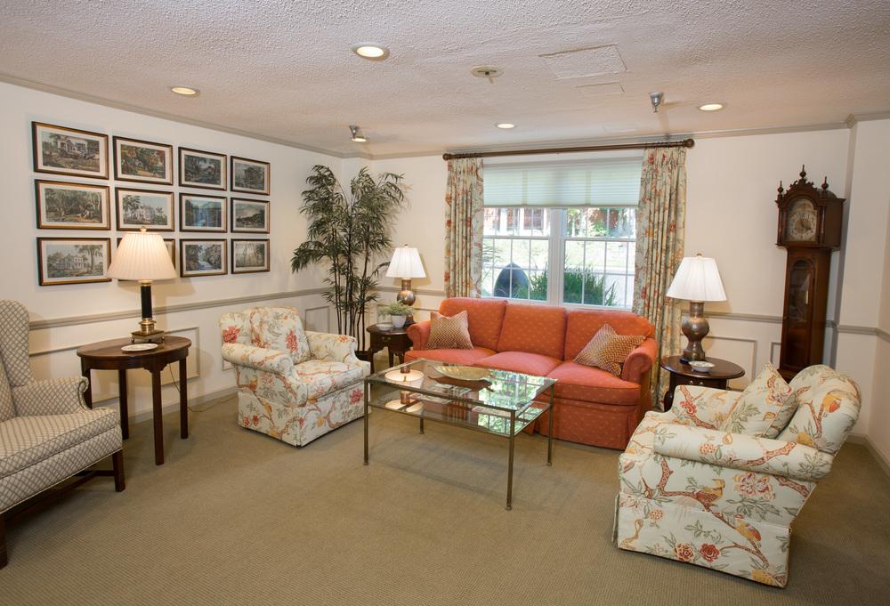 Resort-Style Senior Living, YOU Call Home!