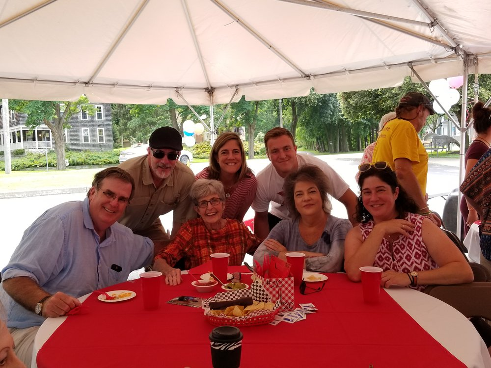 Summer-Fest 2017 Joan Madden and her family and friends.jpg