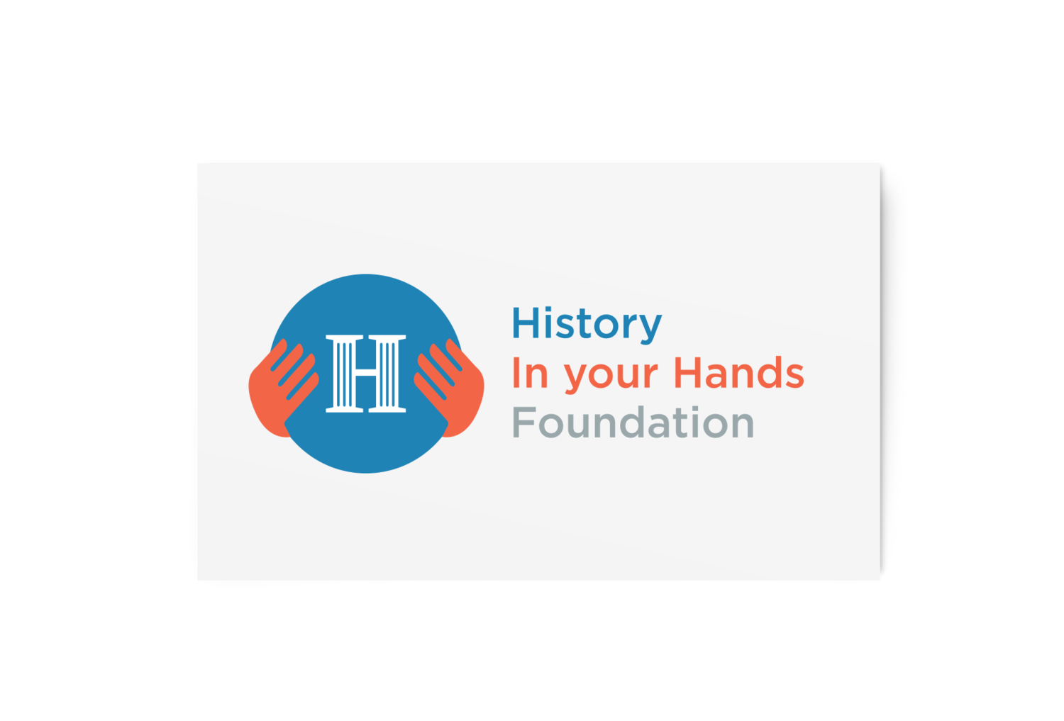 History in Your Hands Foundation