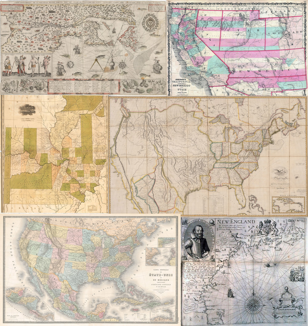 American Cartography -