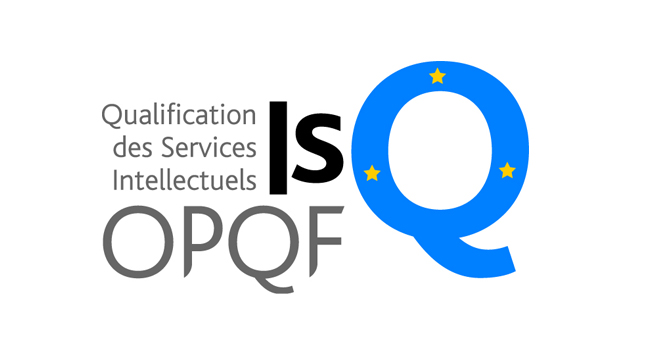 LABEL QUALITé - L'Ecole est fière d'avoir obtenu le label qualité ISQ-OPQF en 2017.