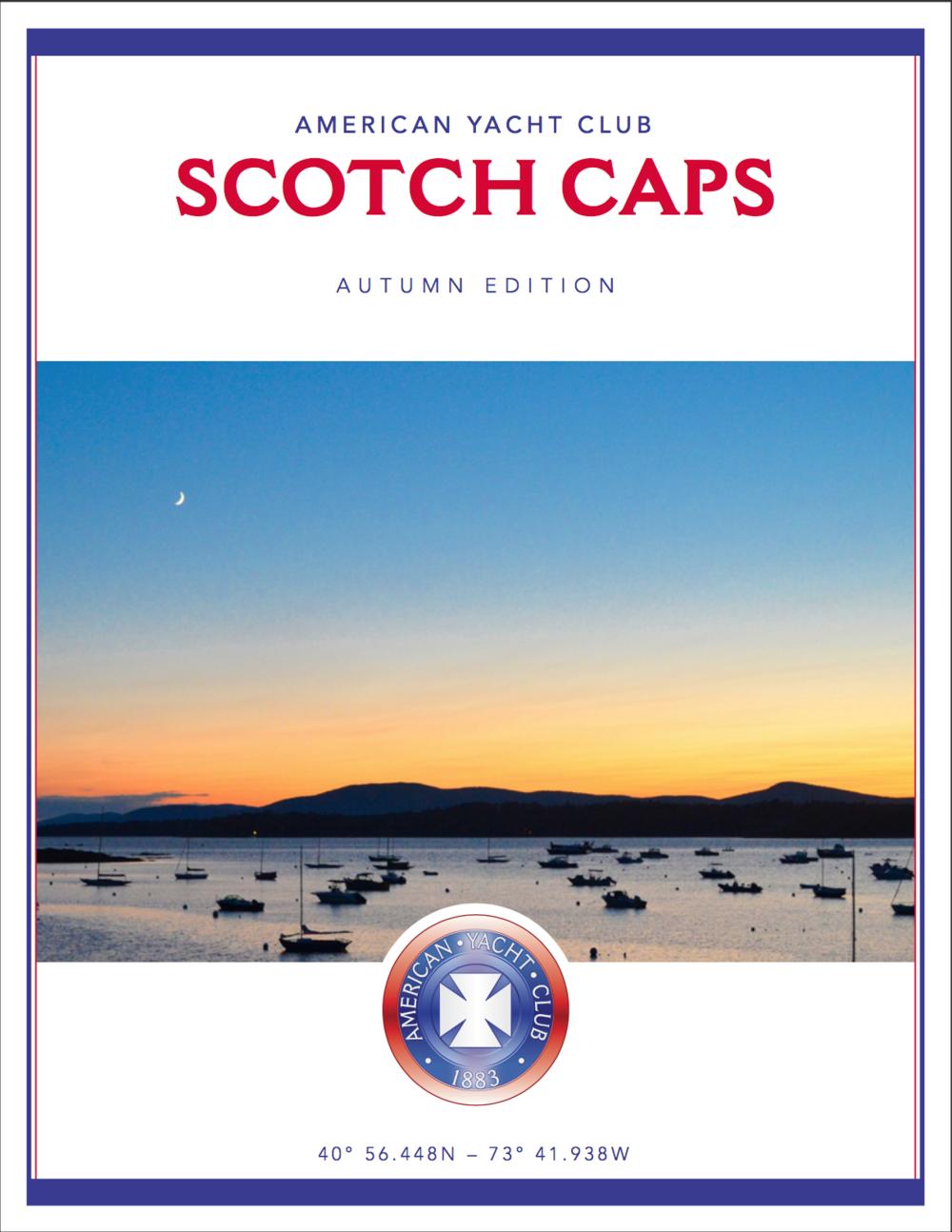 Scotch Caps Autumn 2017
