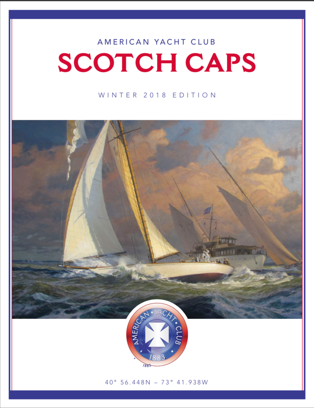 Scotch Caps Winter 2018