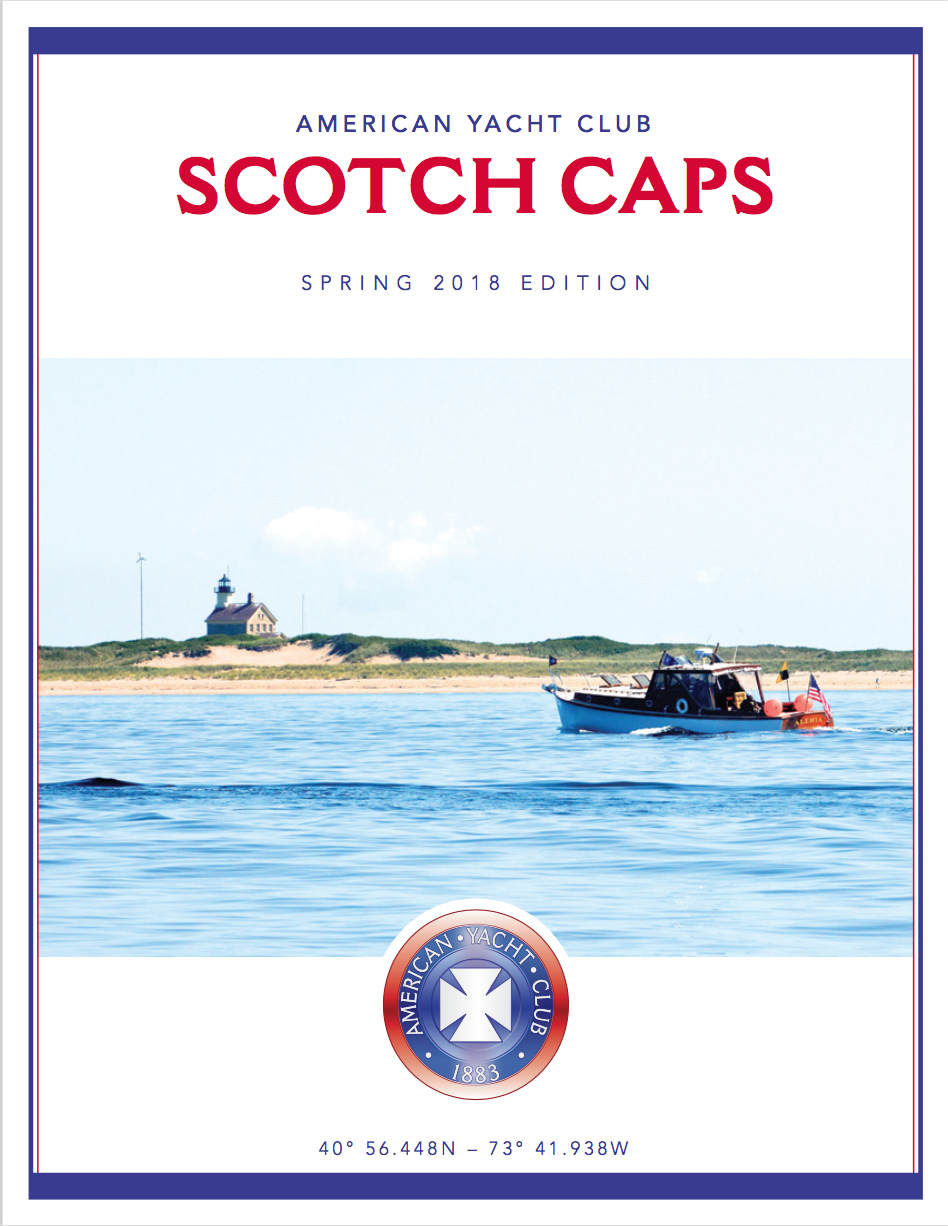 Scotch Caps Spring 2018