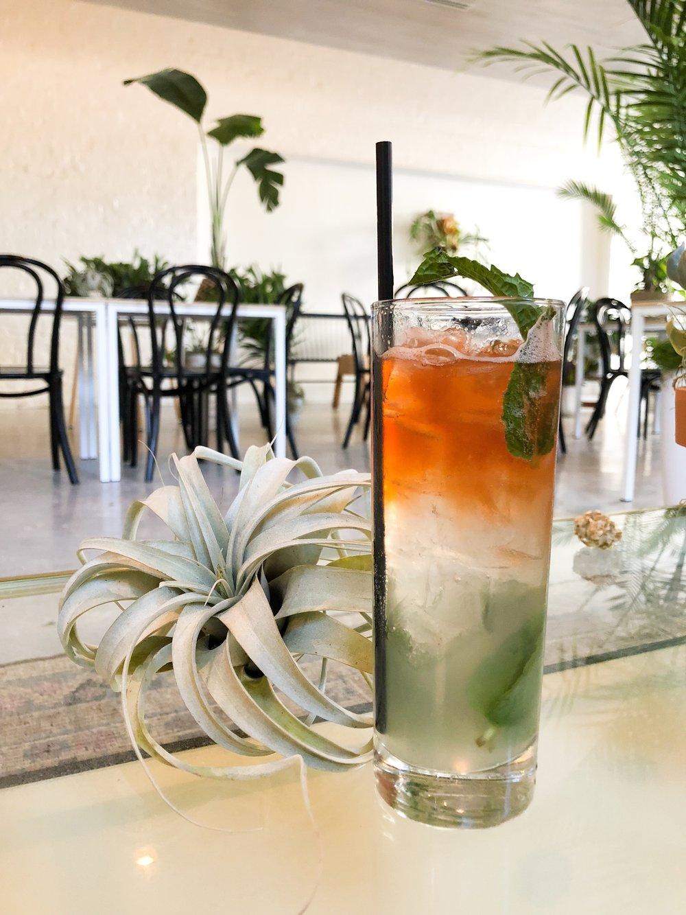 Copy of Copy of Specialty Cocktail: Bella Luna