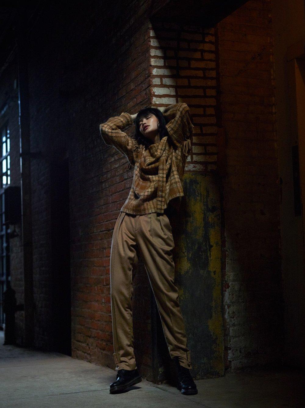 photographer. grayson and jamie hoffman  model. rina fukushi @ women ny  makeup. david razzano  hair. wade lee