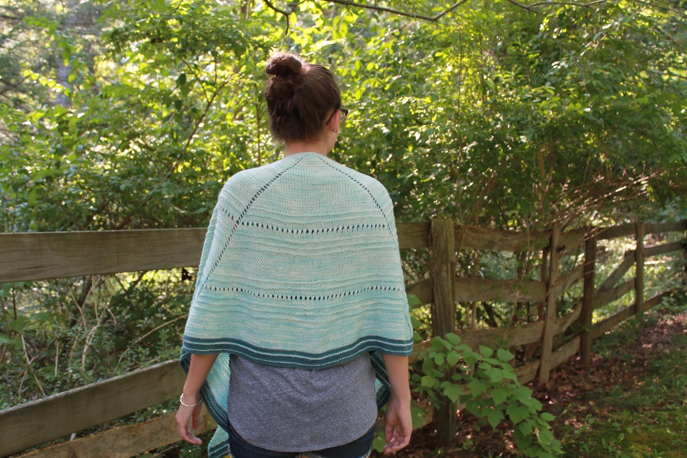 Lake Street Shawl