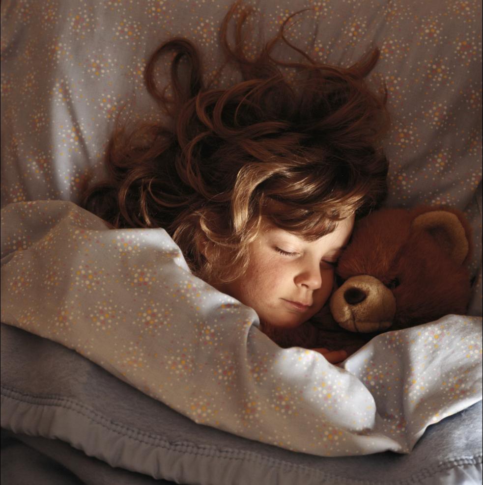 Child sleeping (thinkstock.com)