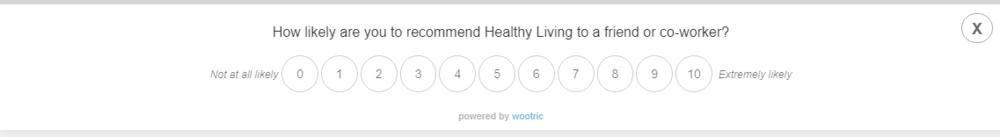 Visit myhlms.com to complete our Net Promoter Score survey.