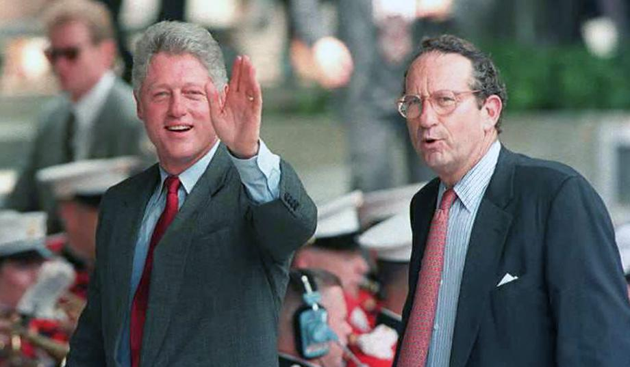 In 2001, President Bill Clinton pardoned CIA Director, John Deutch, for 'working with classified material on an unsecured computer at his home.'*