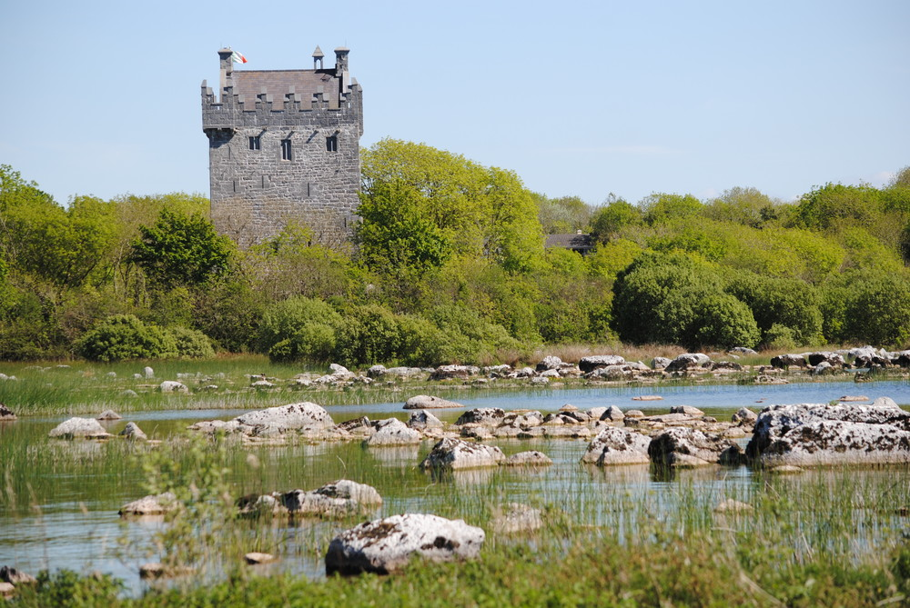 AKYOGA Mindfulness at Annaghdown Castle, Galway, Ireland