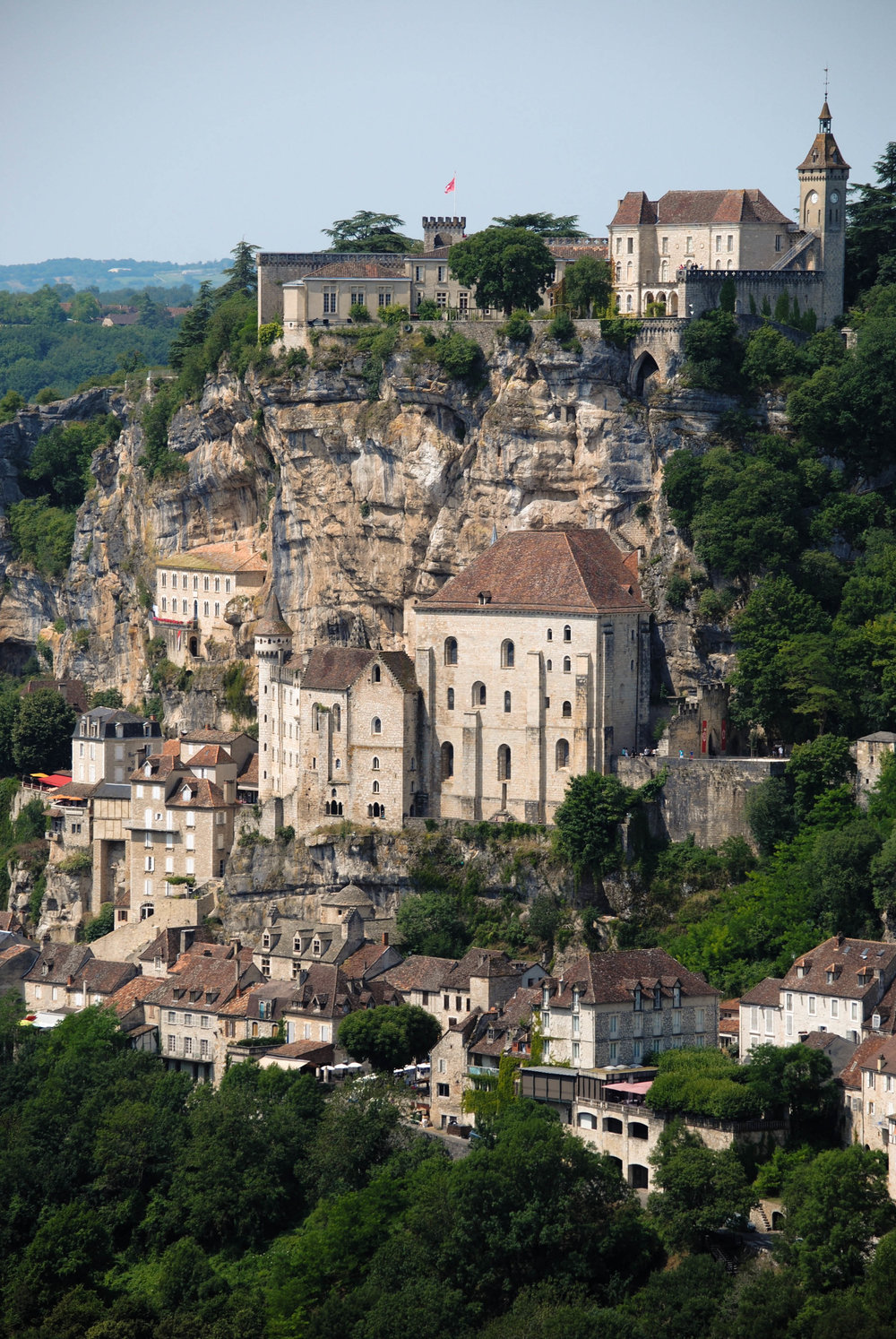 Rocamadour, France.
