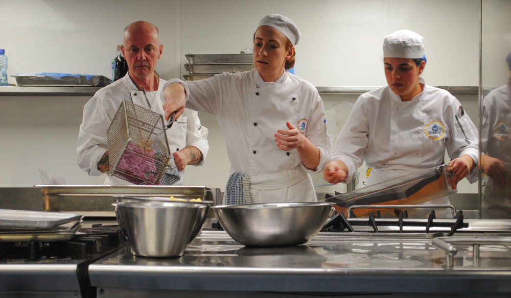 Galway Gastronomy At The European Young Chef Awards