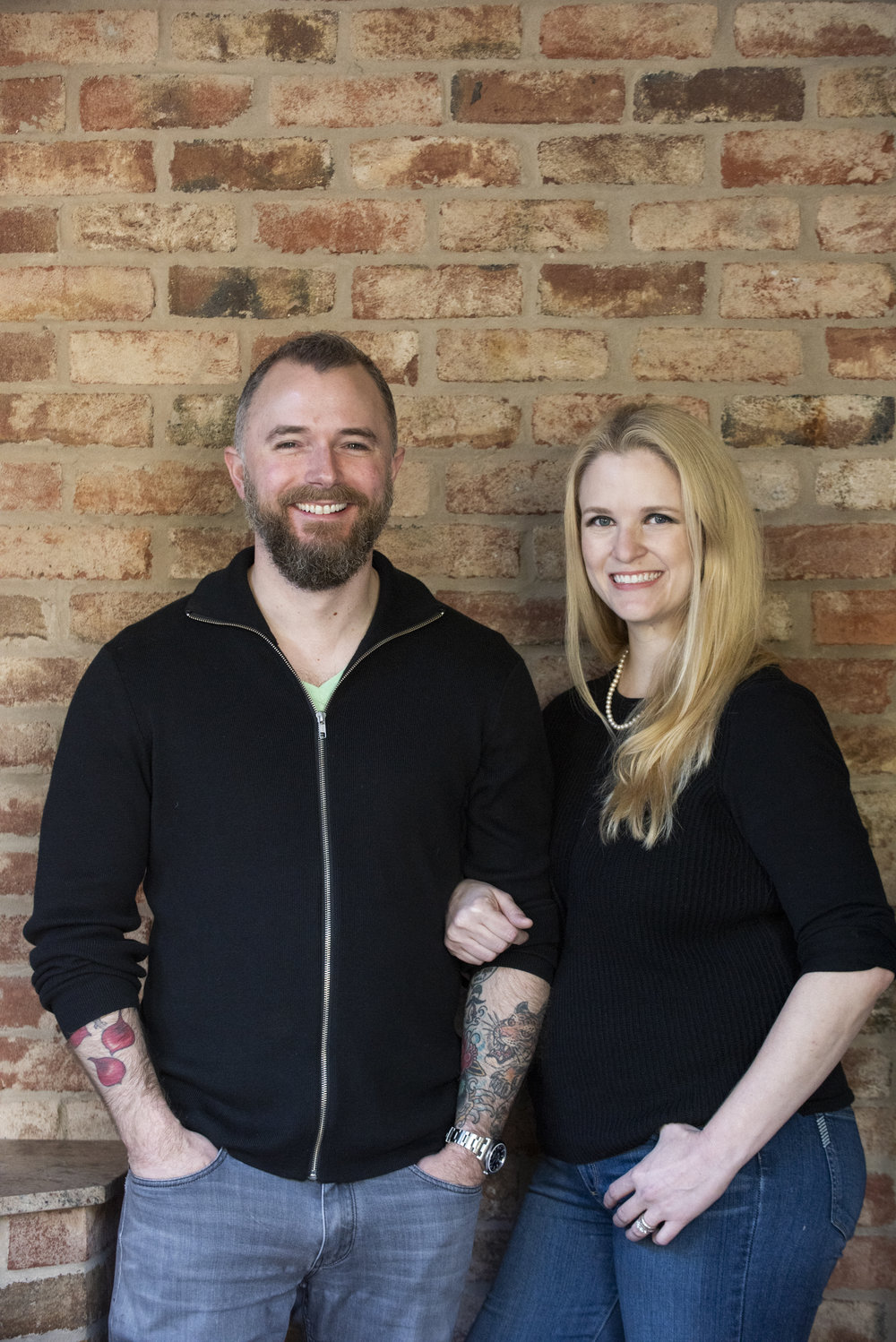 About Our Founder - HIP was founded by Houston native Kate Dearing Fowler. She grew up in the Copperfield area, went to Langham Creek High School (go Lobos!), and graduated from Tulane University in New Orleans with B.A.s in Communications and Spanish. She's now married to Stephen, an all around cool dude who also serves on HIP's board. They live in the Heights with their cat Jonas and goldendoodles, Lucy and Susan.